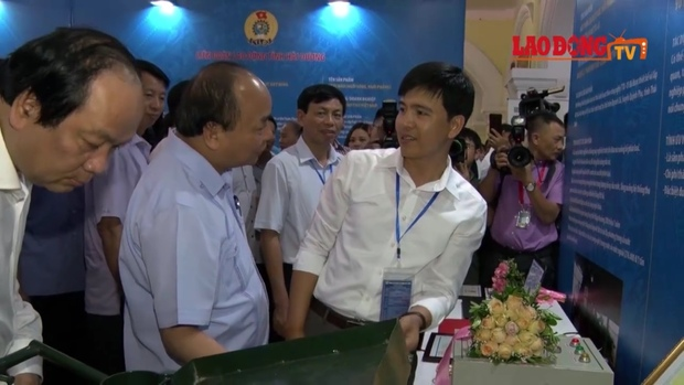"THAI THUY EDUCATION SECTOR, THAI BINH'S STEM  PRODUCTS HAVE ACHIEVED 11 TOP  PRODUCTS ""PROUD OF INTELLIGENT VIETNAMESE LABOR AREA OF THE RED RIVER DELTA"" IN 2018;"